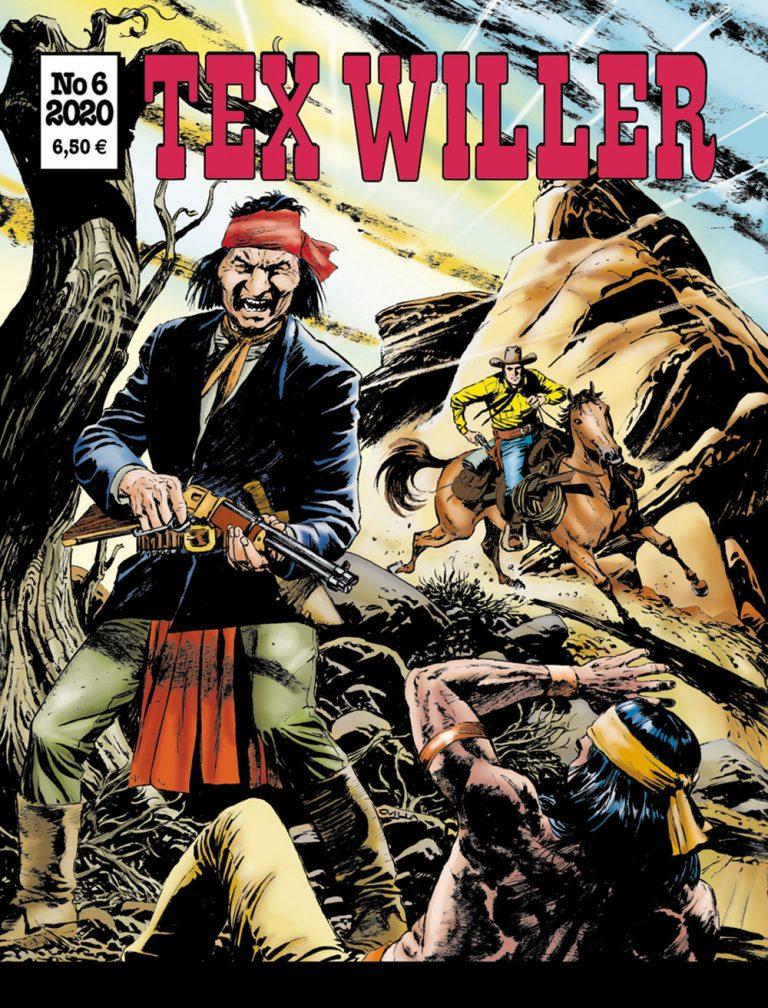 Tex Willer 06-2020
