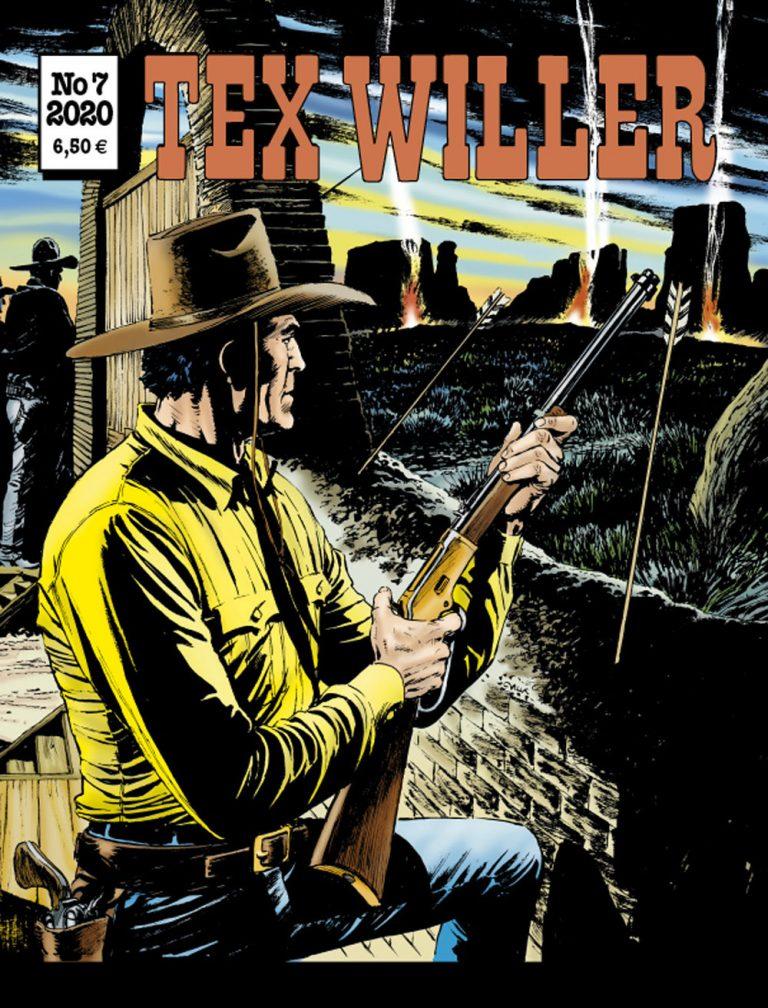 Tex Willer 07-2020