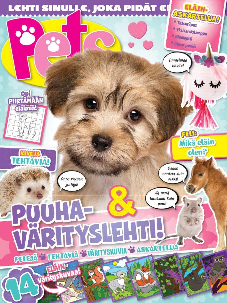 Yllätyssarja 02-2020: Pets
