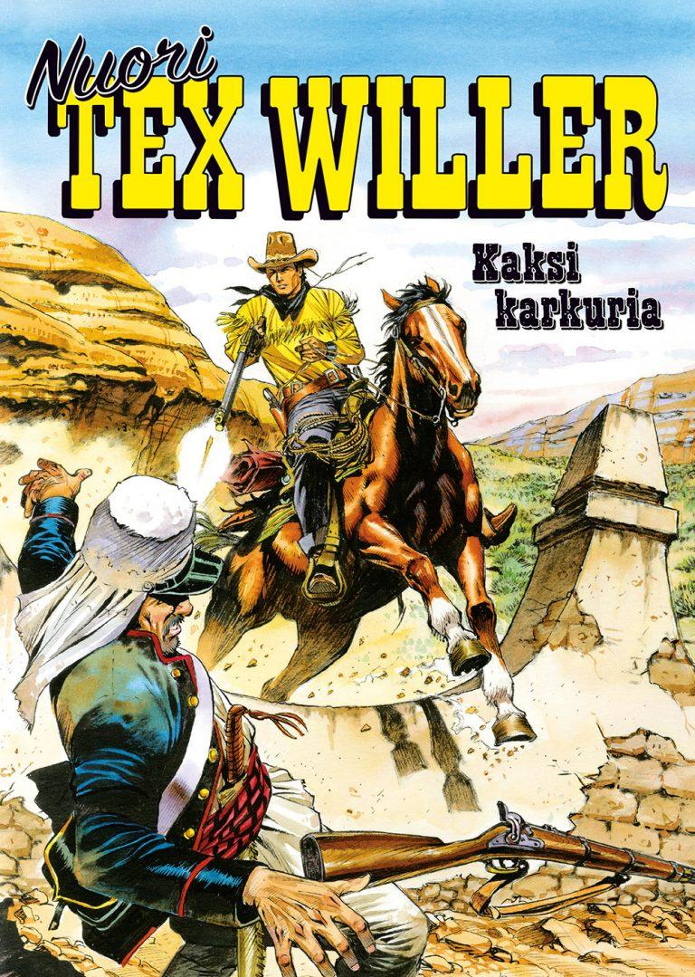 Nuori Tex Willer 05-2020