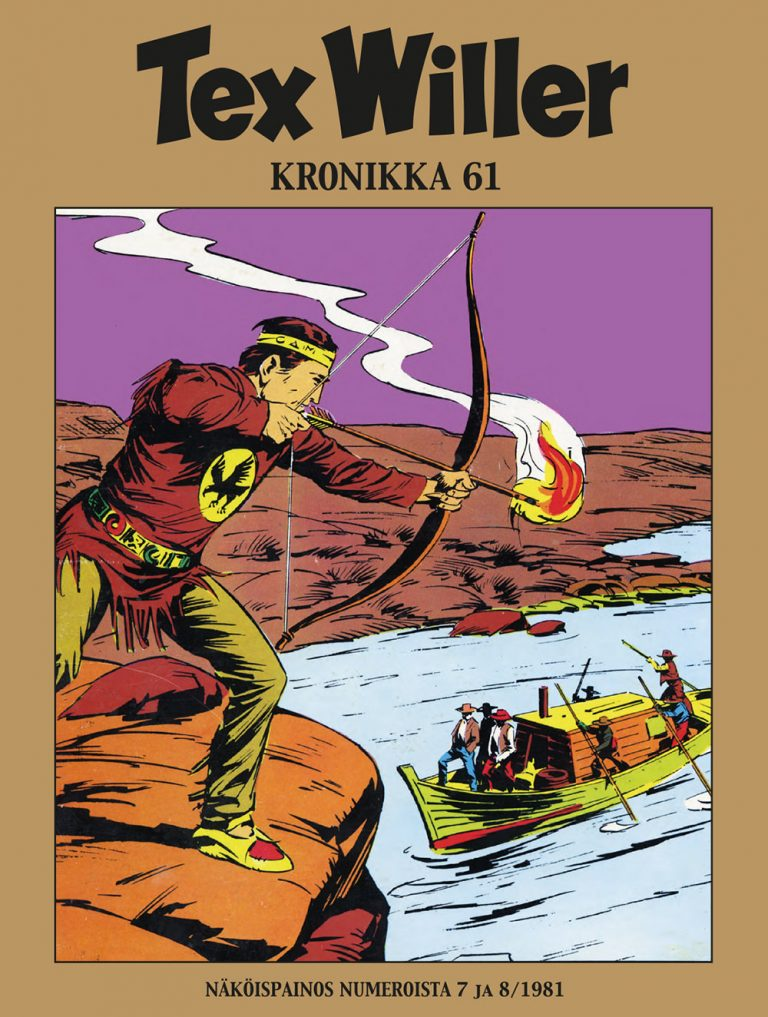 Tex Willer Kronikka #61