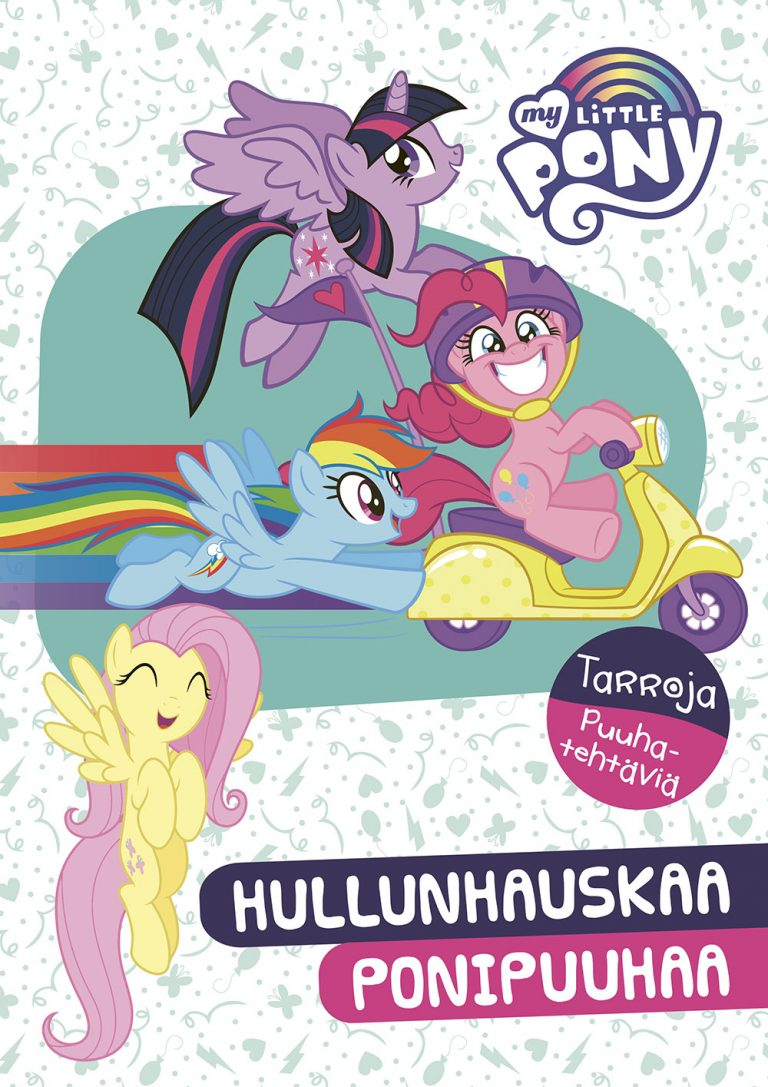 My Little Pony Hullunhauskaa ponipuuhaa