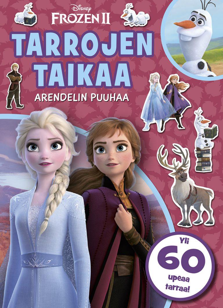 Disney Frozen 2 Tarrojen taikaa