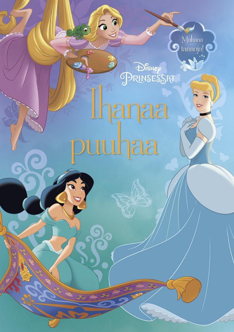 Disney Prinsessat Ihanaa puuhaa