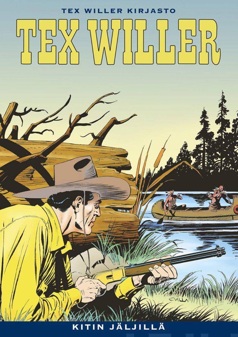 Tex Willer Kirjasto #55