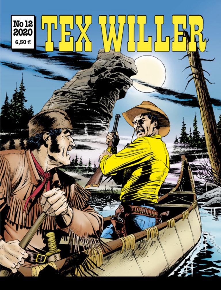 Tex Willer 12-2020