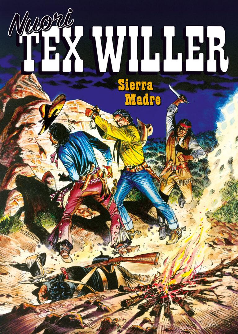 Nuori Tex Willer 09-2020