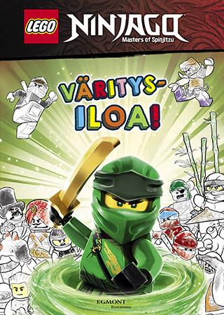 LEGO Ninjago Väritysiloa!