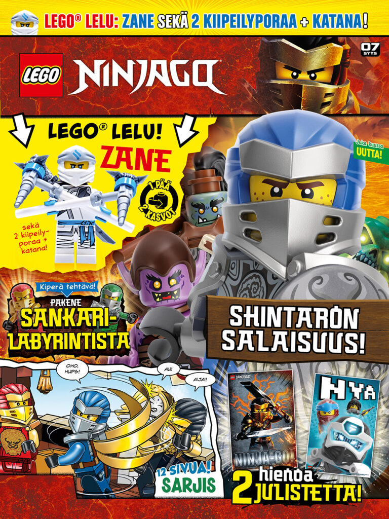 LEGO Ninjago 07-2020