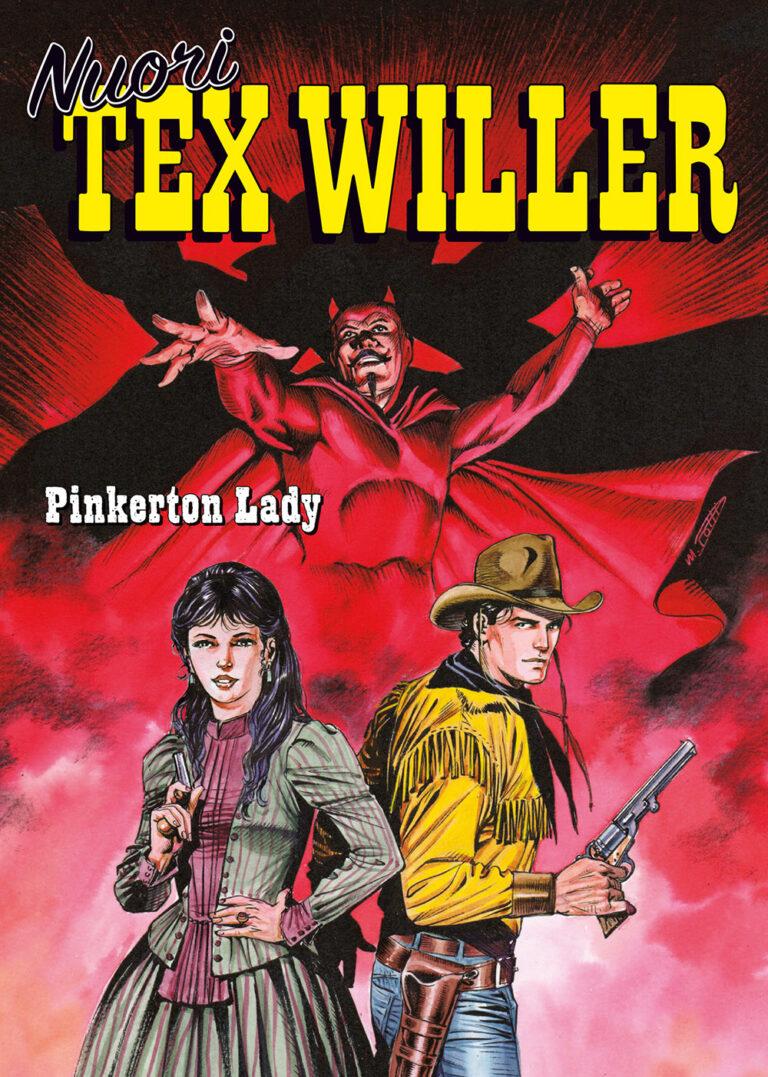 Nuori Tex Willer 10-2020