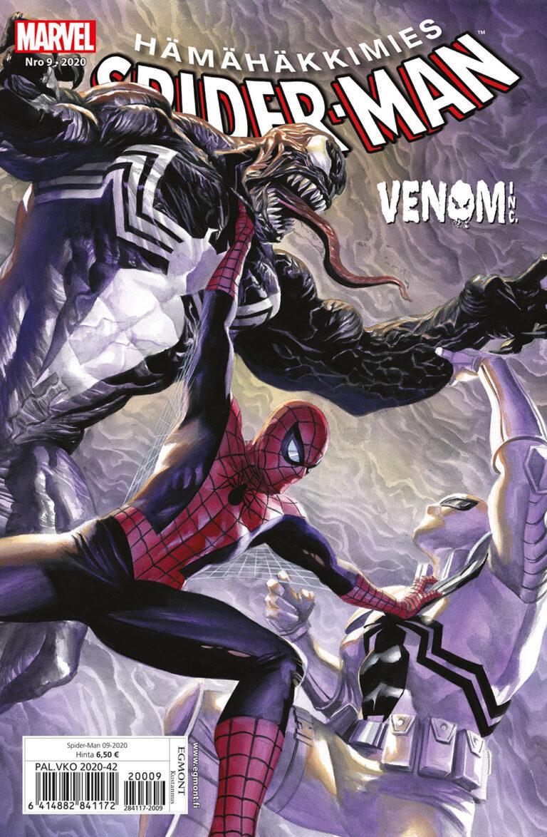 Spider-Man 09-2020
