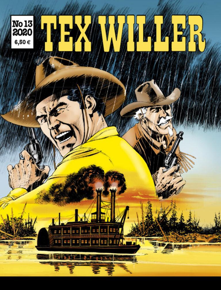 Tex Willer 13-2020