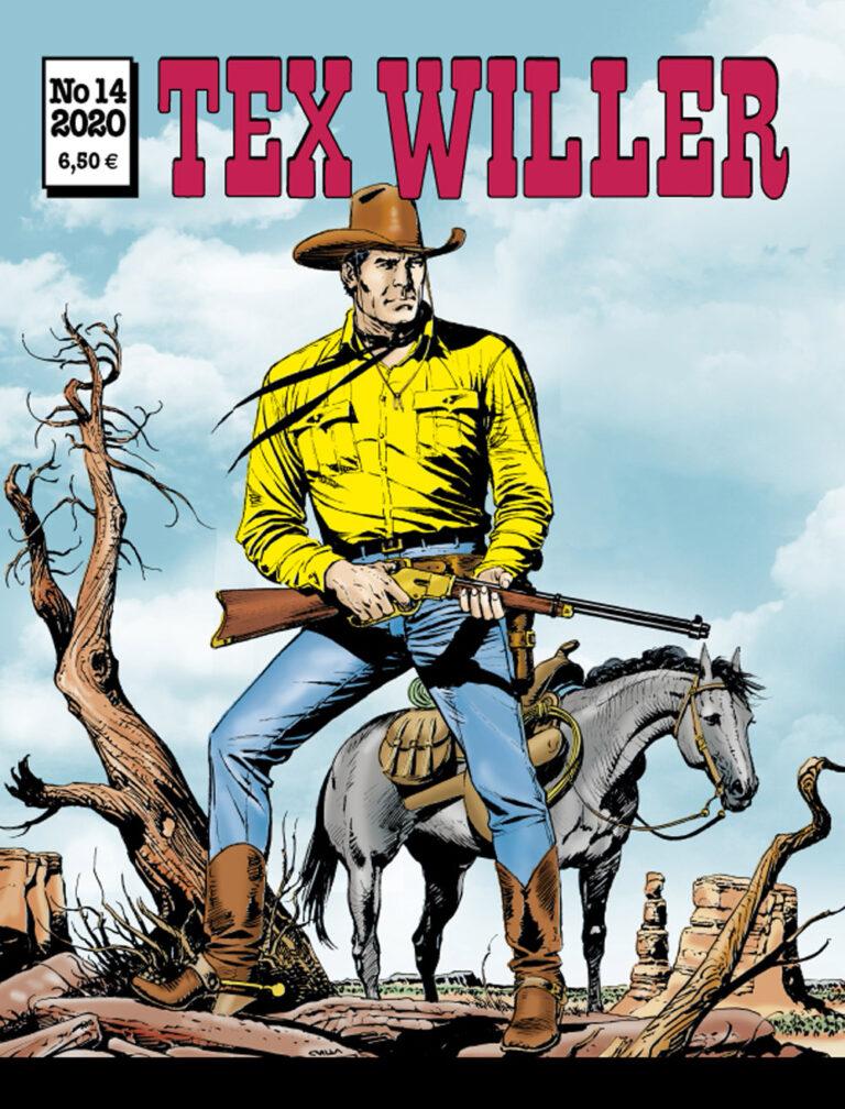 Tex Willer 14-2020