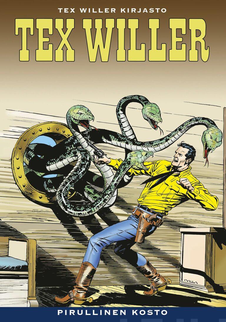 Tex Willer Kirjasto #56