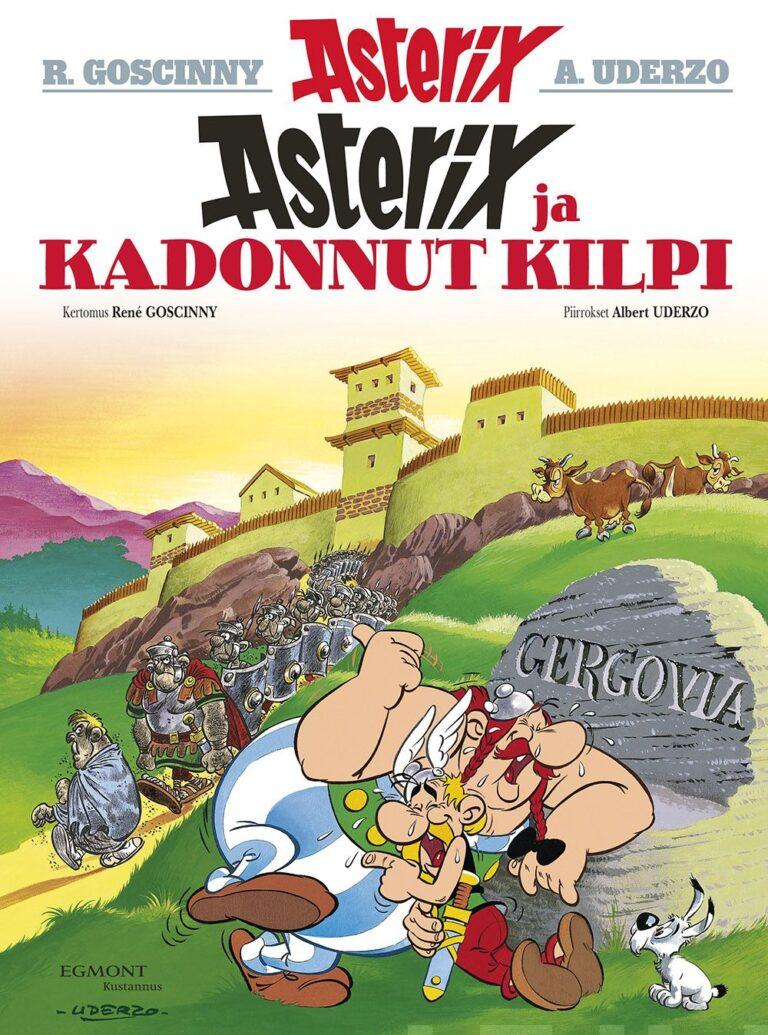 Asterix #11: Asterix ja kadonnut kilpi