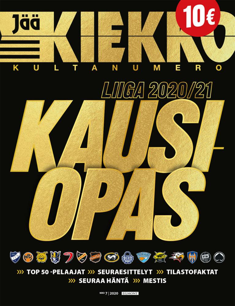Jääkiekkolehti 07-2020