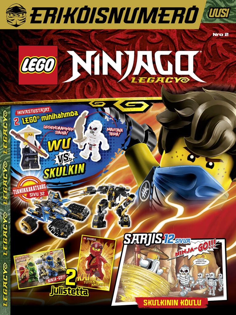 LEGO Extra 05-2020: LEGO Ninjago Legacy 2