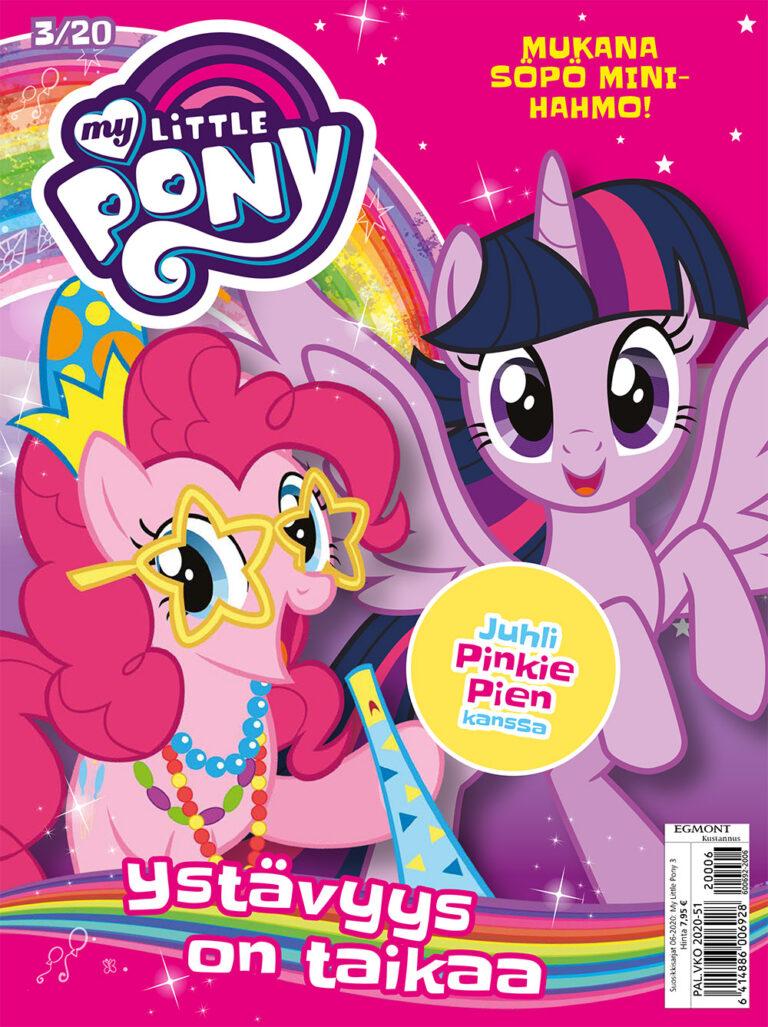 Suosikkisarjat 06-2020: My Little Pony 3