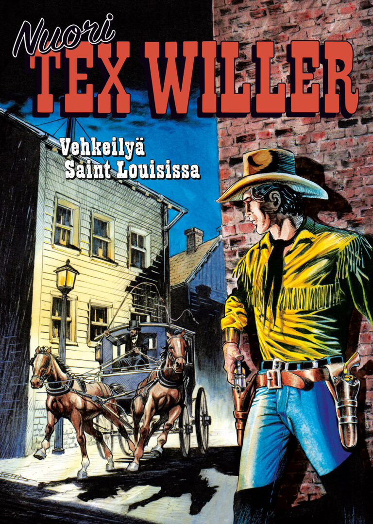 Nuori Tex Willer 11-2020