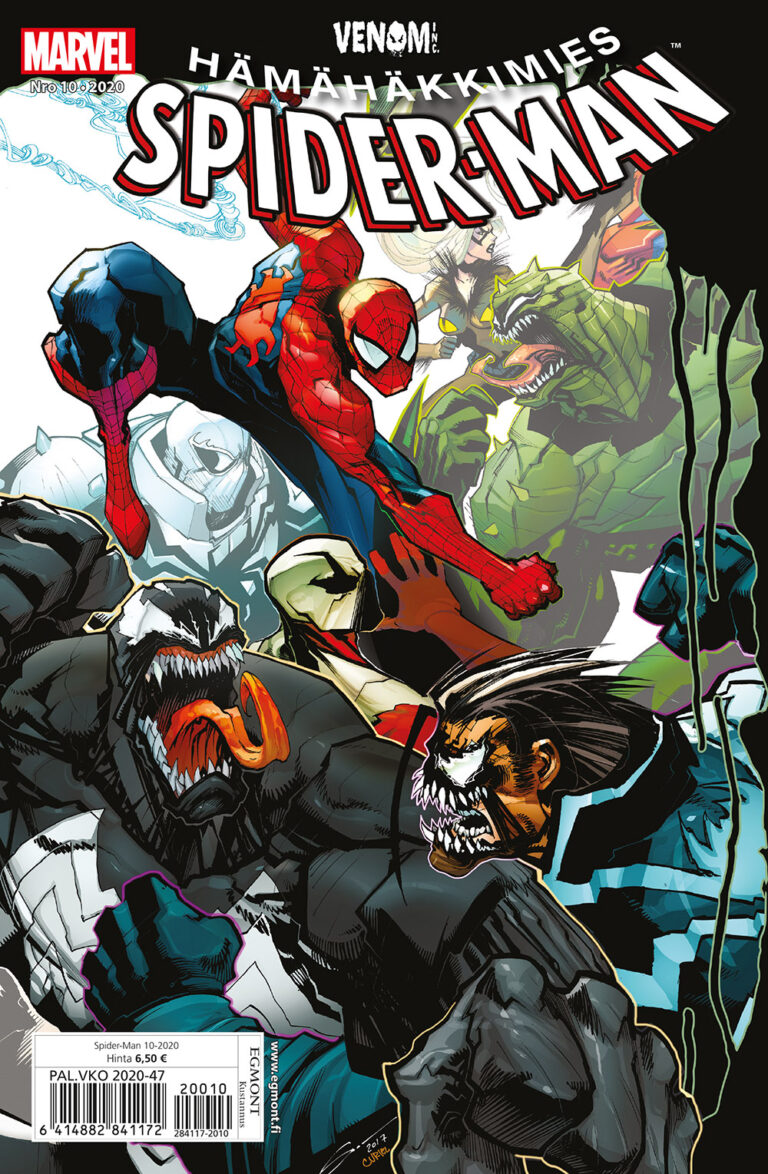 Spider-Man 10-2020