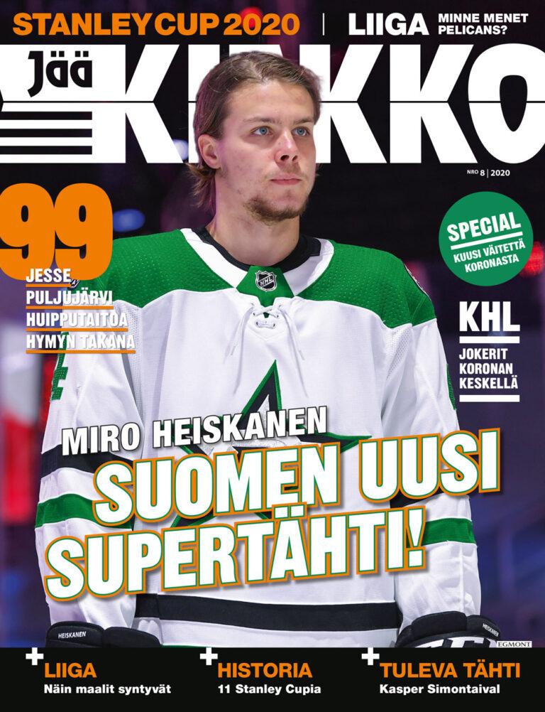 Jääkiekkolehti 08-2020