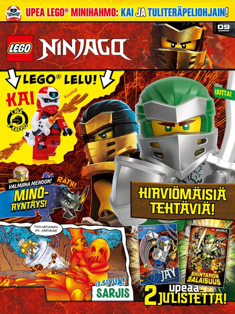 LEGO Ninjago 09-2020