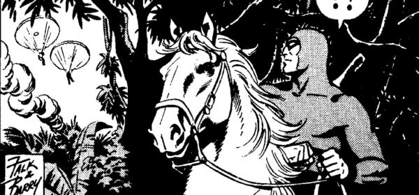 Mustanaamio – viidakon viihdyttävin legenda
