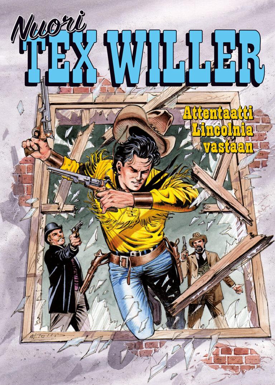 Nuori Tex Willer 12-2020