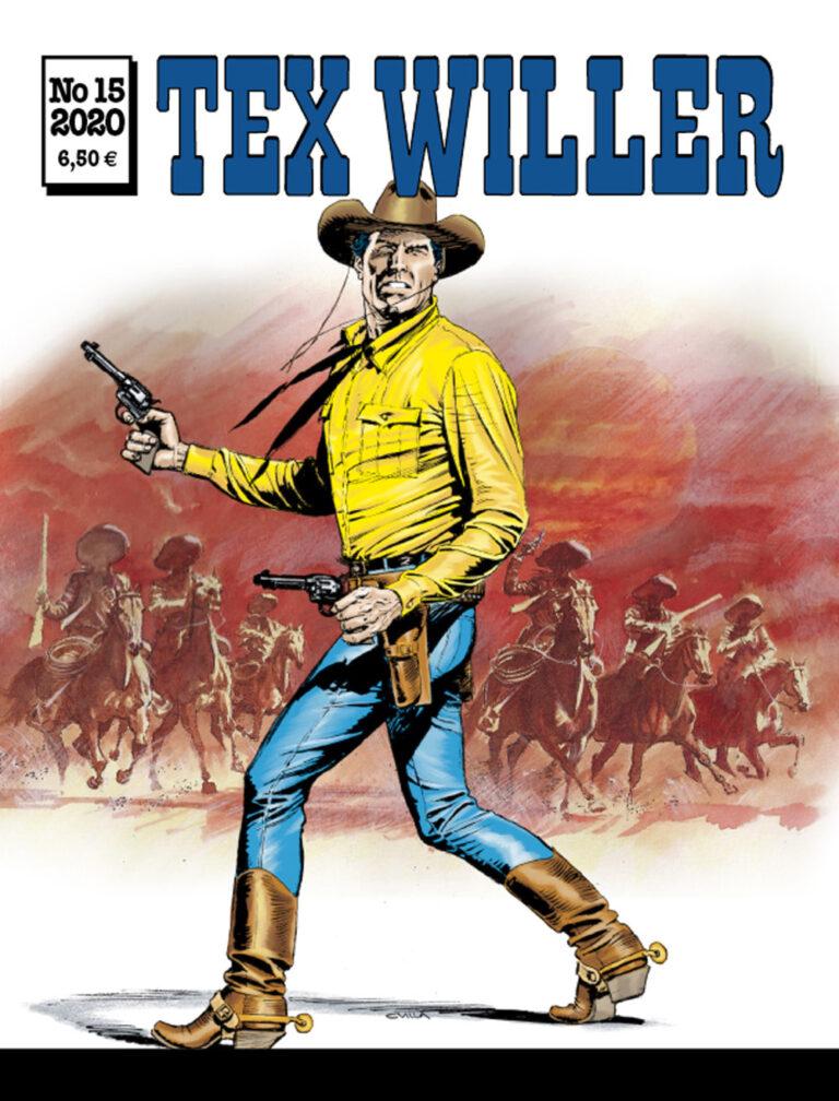 Tex Willer 15-2020