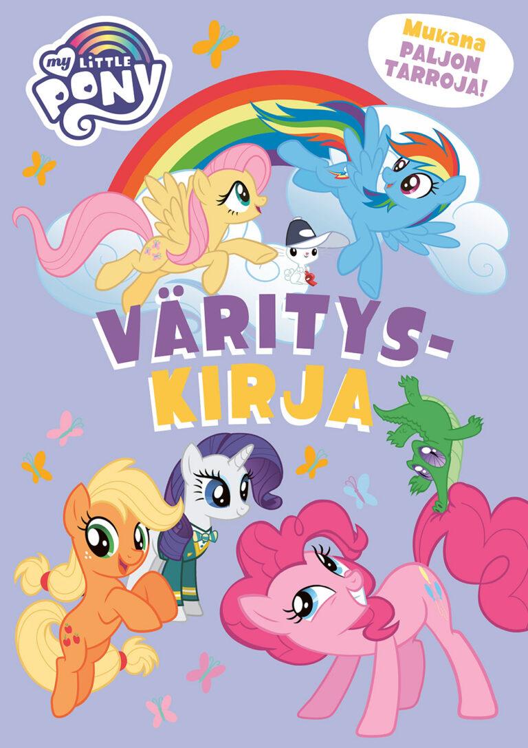 My Little Pony värityskirja