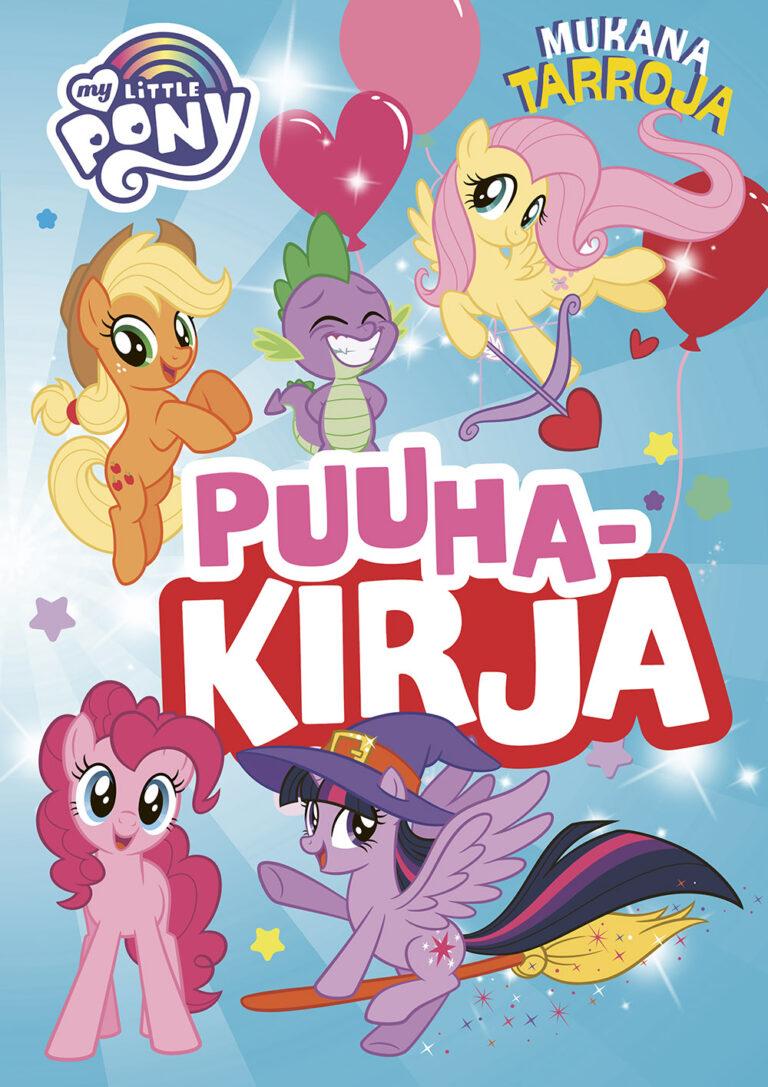 My Little Pony puuhakirja
