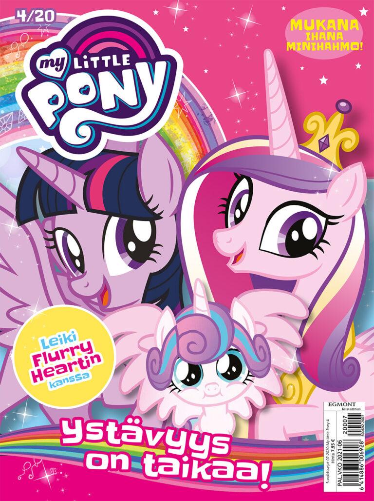 Suosikkisarjat 07-2020: My Little Pony 4