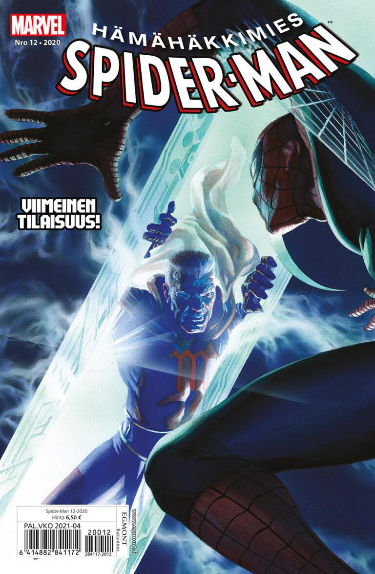 Spider-Man 12-2020