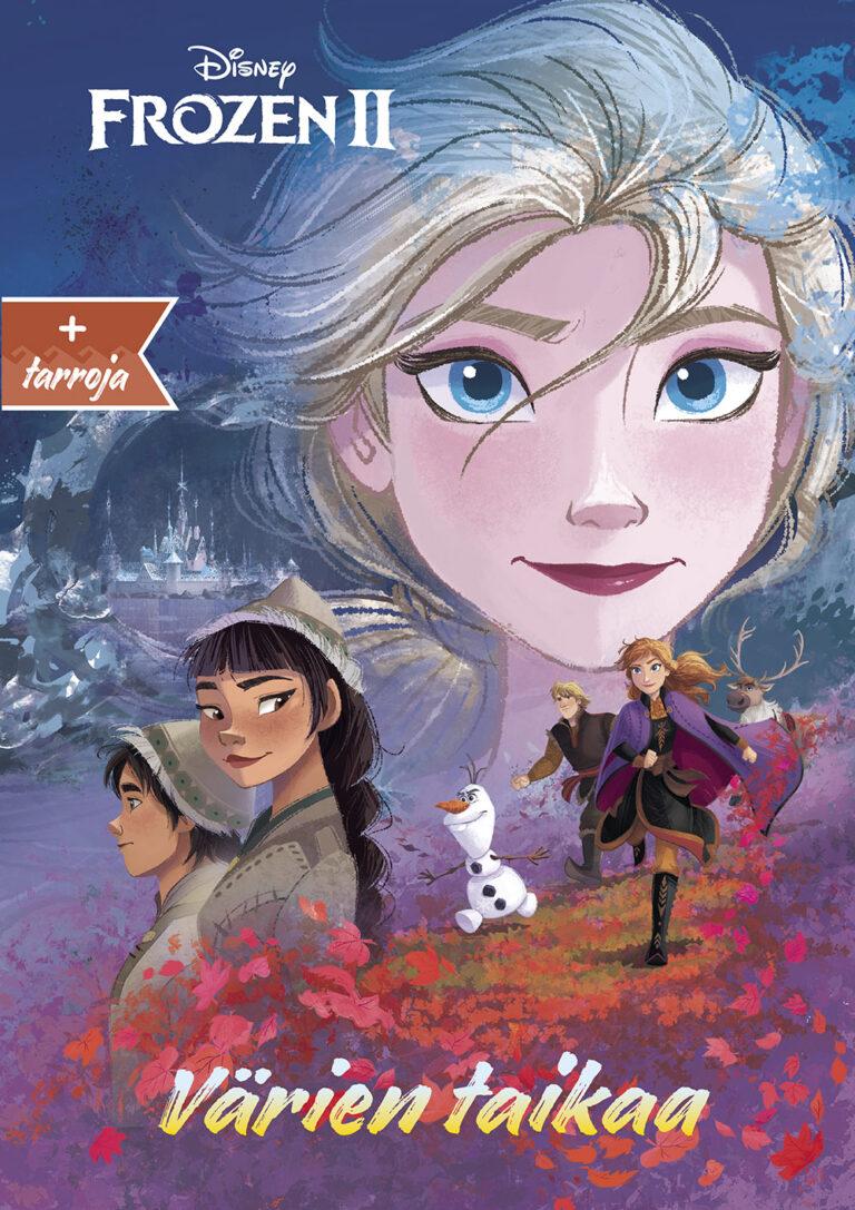 Frozen II Värien taikaa
