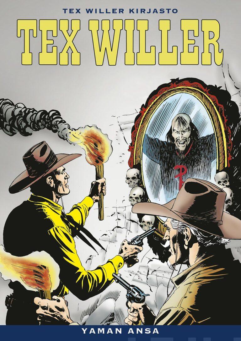 Tex Willer Kirjasto #57