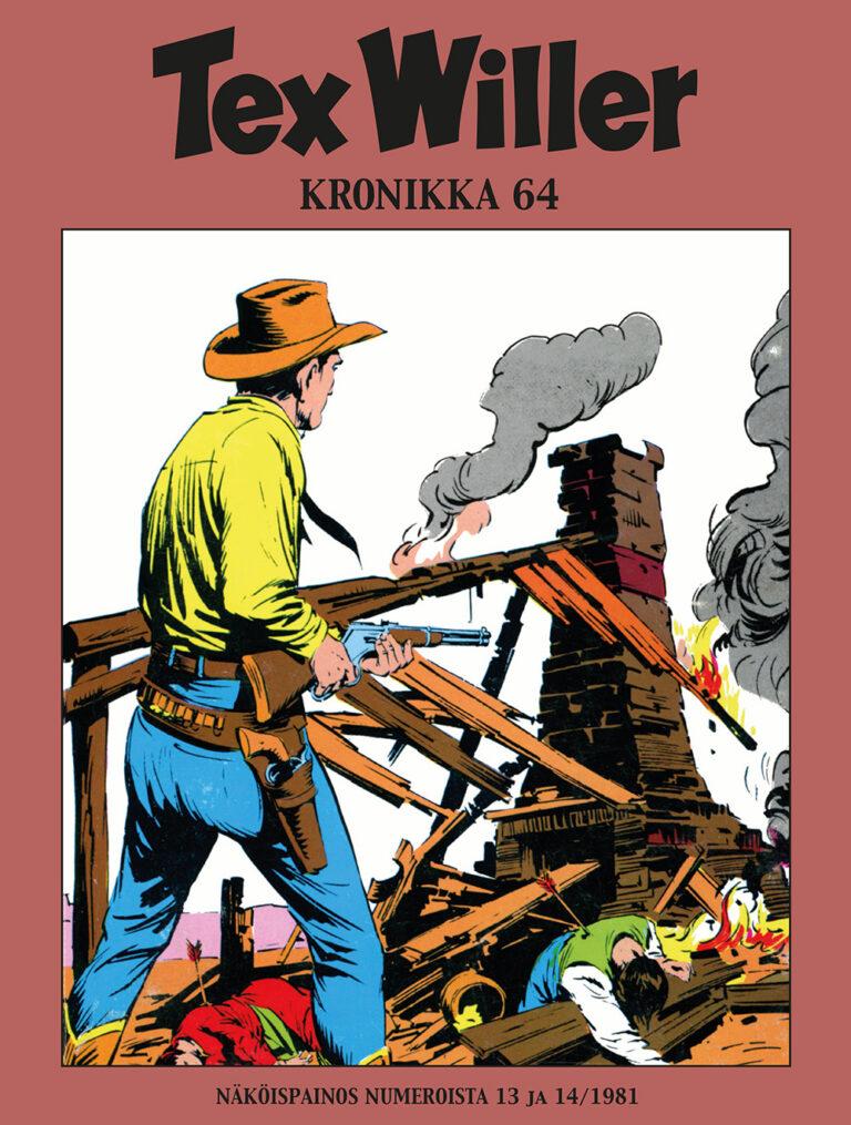 Tex Willer Kronikka #64