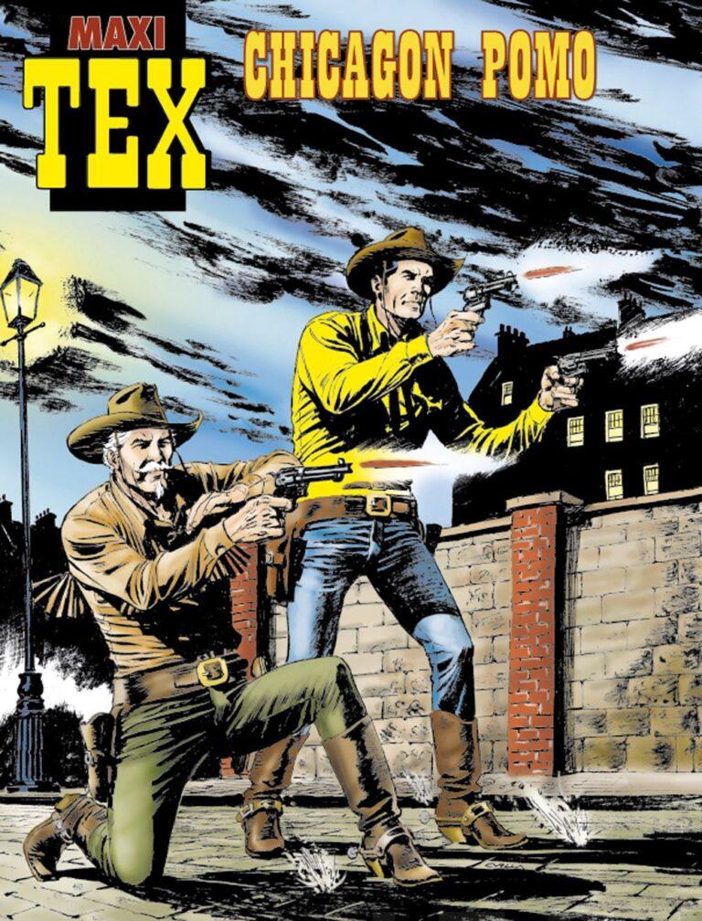 Tex Willer Maxi-Tex #41