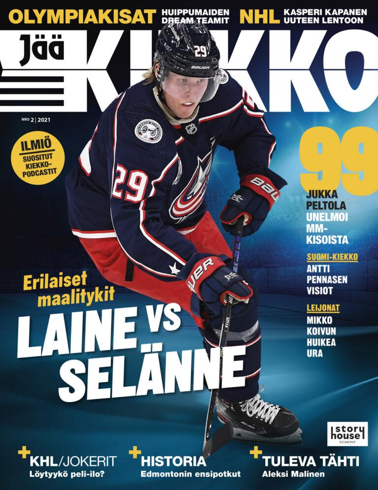 Jääkiekkolehti 02-2021