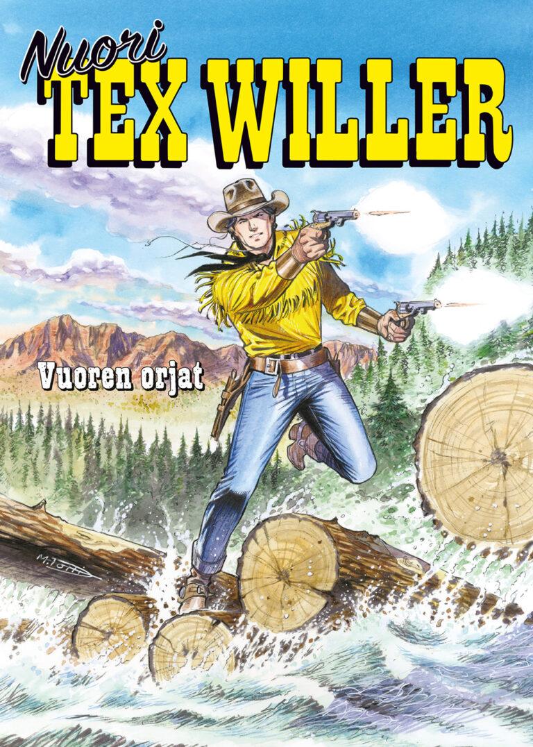 Nuori Tex Willer 03-2021