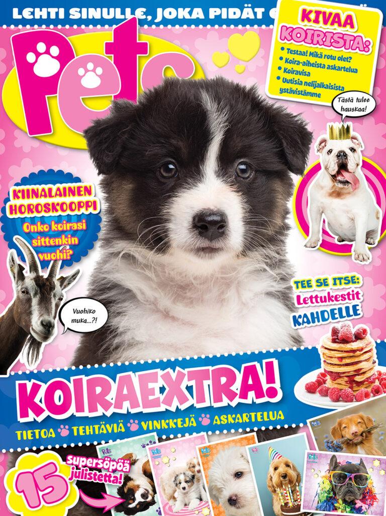 Yllätyssarja 02-2021: Pets 1