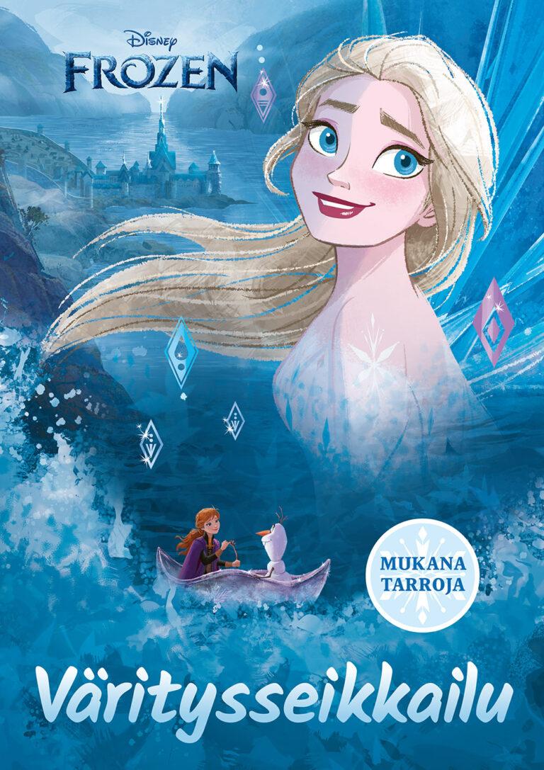 Disney Frozen Väritysseikkailu