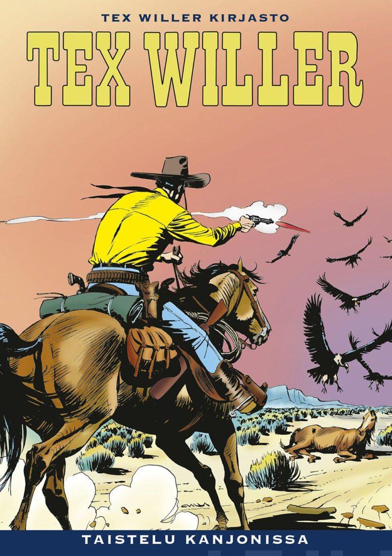 Tex Willer Kirjasto #58