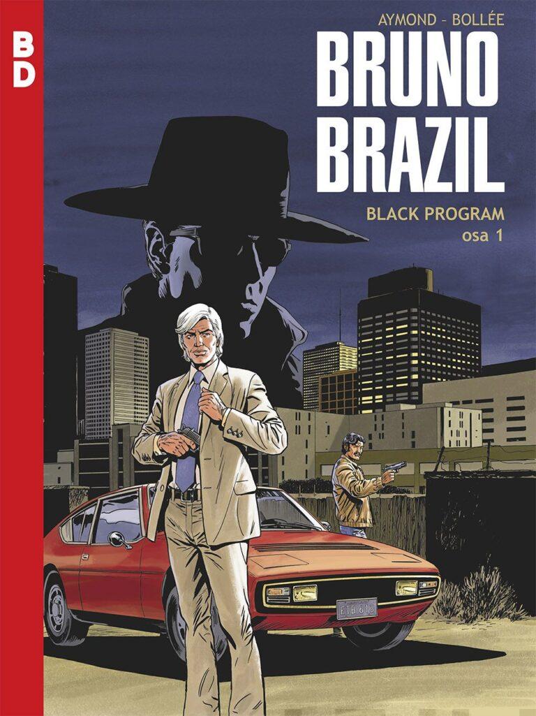 BD 4: Bruno Brazil - Black Program 1