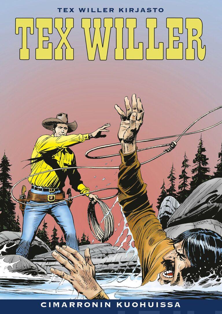 Tex Willer Kirjasto #59
