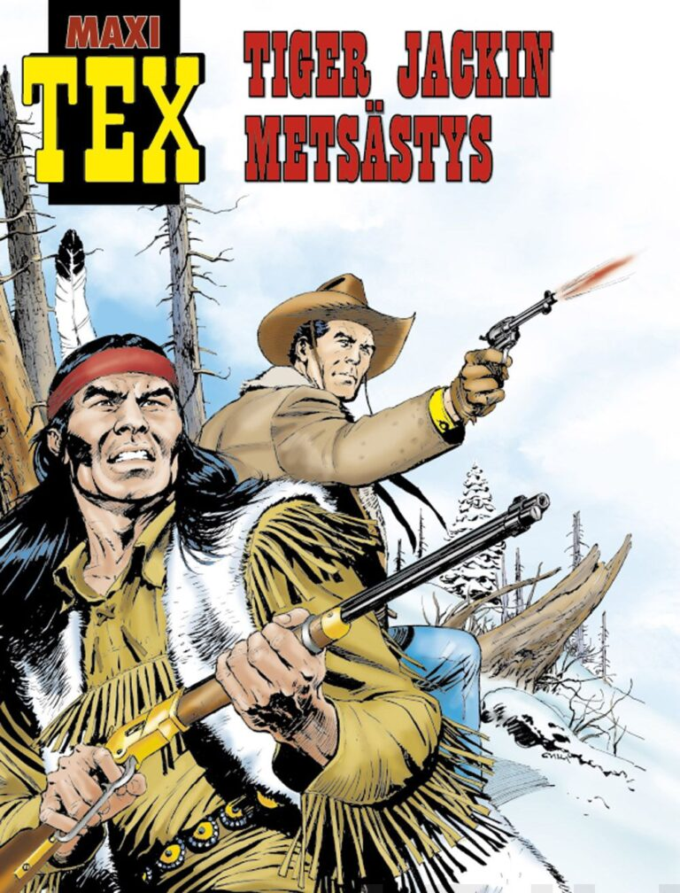 Tex Willer Maxi-Tex #42
