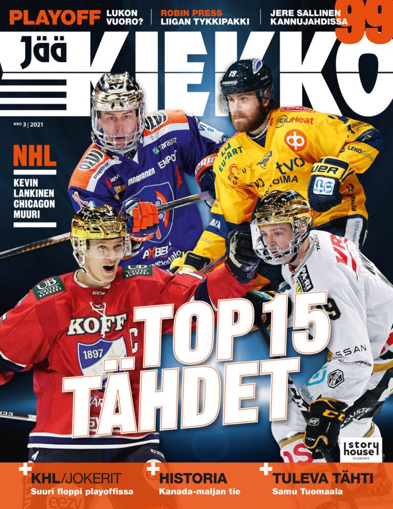 Jääkiekkolehti 03-2021