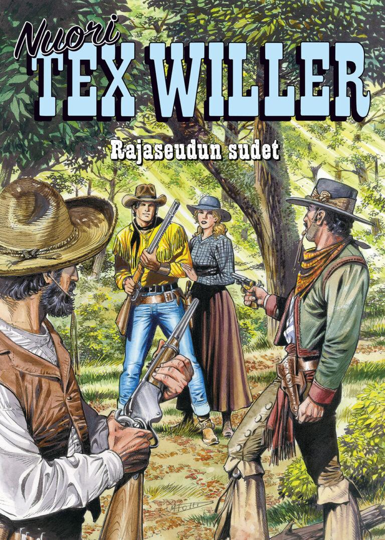 Nuori Tex Willer 04-2021