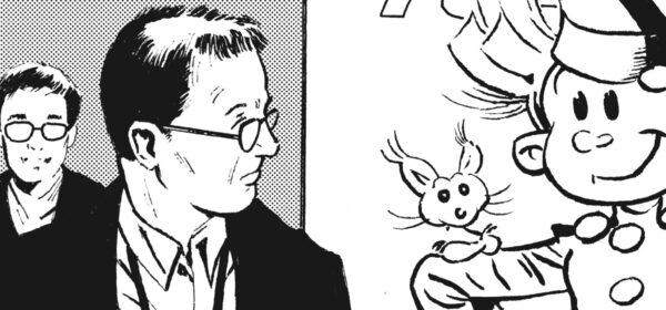 Viime vuonna Frankfurtissa – sarjakuvatyöläinen kertoo