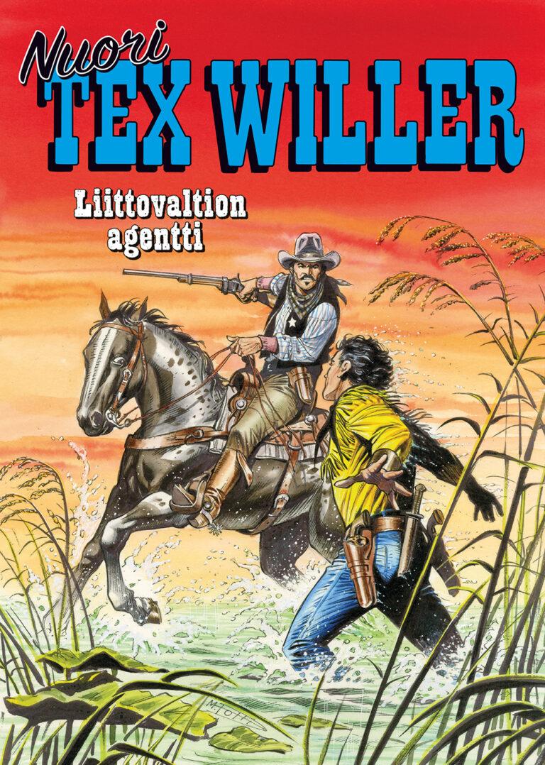 Nuori Tex Willer 06-2021