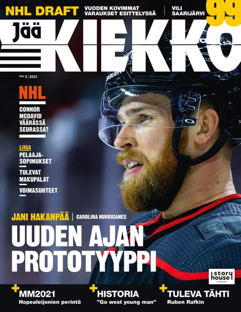 Jääkiekkolehti 05-2021